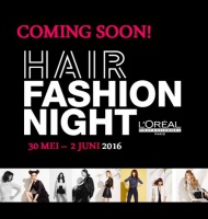 Binnenkort: Hair Fashion Night bij Kapper Sjoerd!